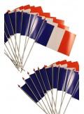 10 drapeaux FRANCE