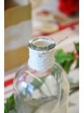 1 vase bouteille col FICELLE