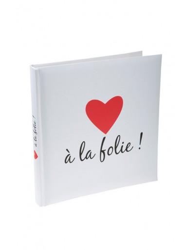 1 livre A LA FOLIE !
