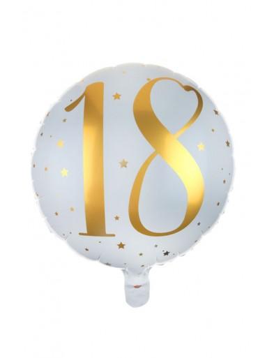 1 ballon âge 18 OR