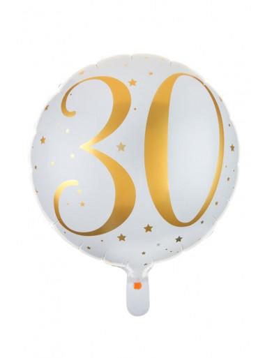1 ballon âge 30 OR