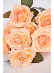 1 bouquet 10 roses PECHE