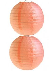 2 Lanternes CORAIL 30 cm