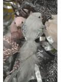 1 oiseau des glaces gris