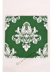 20 Serviettes barok GREEN
