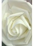 1 rose GEANTE sucre blanc