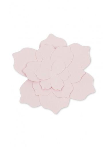 5 fleurs à monter ROSE