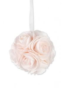 1 boule de roses ROSE 12.5cm