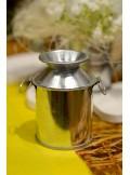 1 mini pot à lait zinc