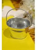 1 mini bassine zinc