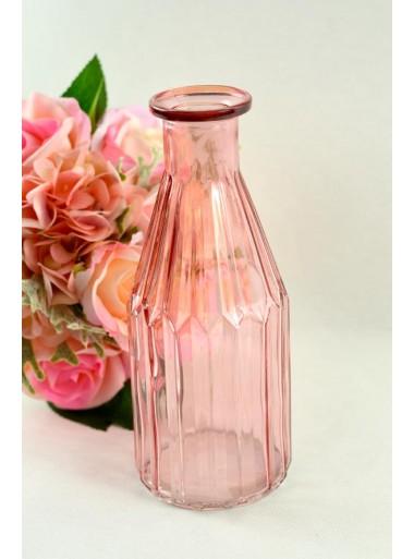 1 vase ART nouveau ROSE 20cm