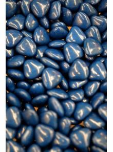 450gr Petits cœurs bleu marine