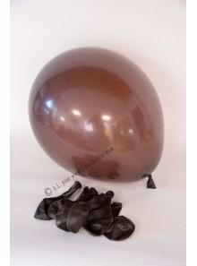 8 ballons chocolat biodégradables