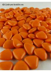 150g Petits coeurs orange