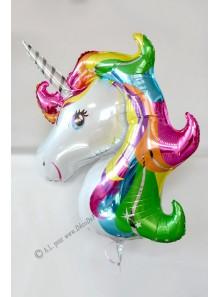 1 ballon LICORNE