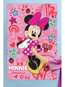 1 Poster jeu Minnie