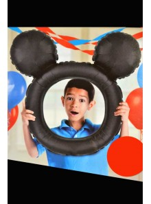 1 cadre gonflable photobooth Mickey