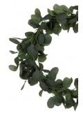 1 couronne d'eucalyptus 50cm