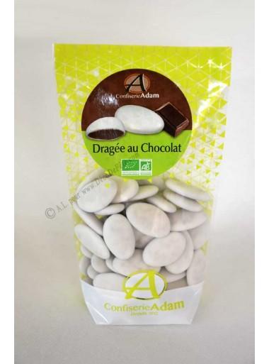 175g dragée au chocolat BIO