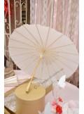 1 ombrelle japonaise 60cm