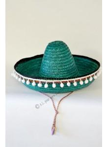 1 sombrero enfant vert