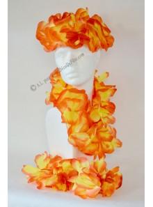 1 SET Hawaï orange