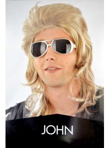 1 Perruque John blonde
