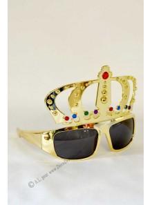 Lunettes couronne de roi