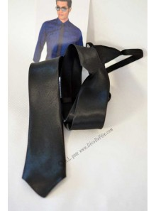 1 cravate noire