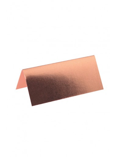 10 marque-place ROSE GOLD