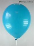 50 ballons turquoise