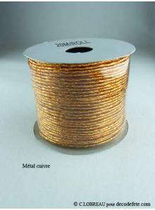 20M Tourbillon métal cuivre