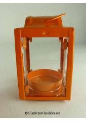 1 lampion orange