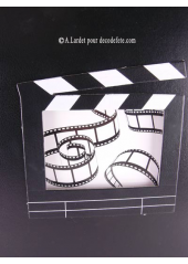 1 Livre d'or CINEMA