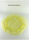 6 tulles Sissi jaune
