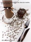 50G Perle de pluie CHOCOLAT