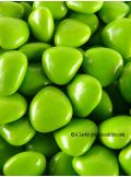 150g Petits coeurs vert anis