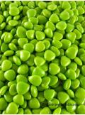450gr Petits coeurs vert anis