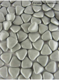 450gr Petits coeurs gris