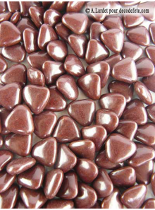 450gr Petits coeurs chocolat