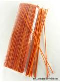 130G Batonnets bambou orange