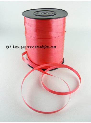 500m Bolduc rouge