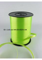 500m Bolduc vert anis