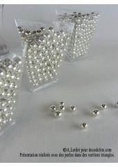 500gr Perle de sucre argent