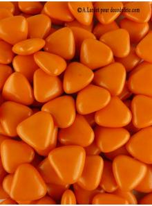 450gr Petits coeurs orange